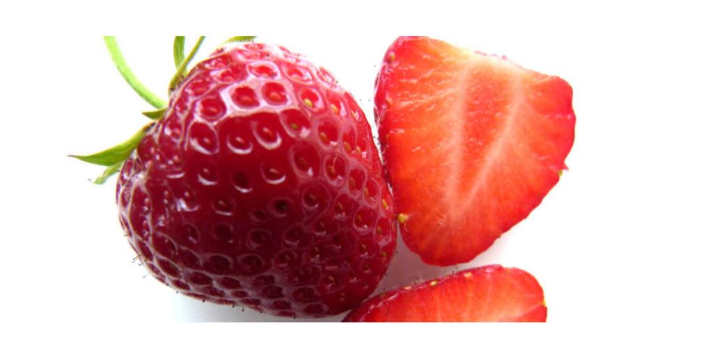 Erdbeeren sind basische Früchte