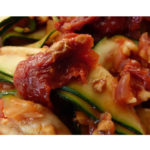 Basisch essen - mit Zucchinis