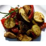 Basisches Rezept - Ratatouille