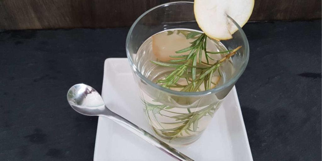 rosamarin tee - basische Kaffeealternative